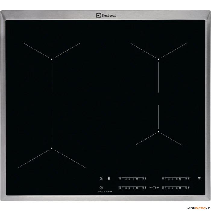 Electrolux EIT60443X (Indukcinė kaitlentė)