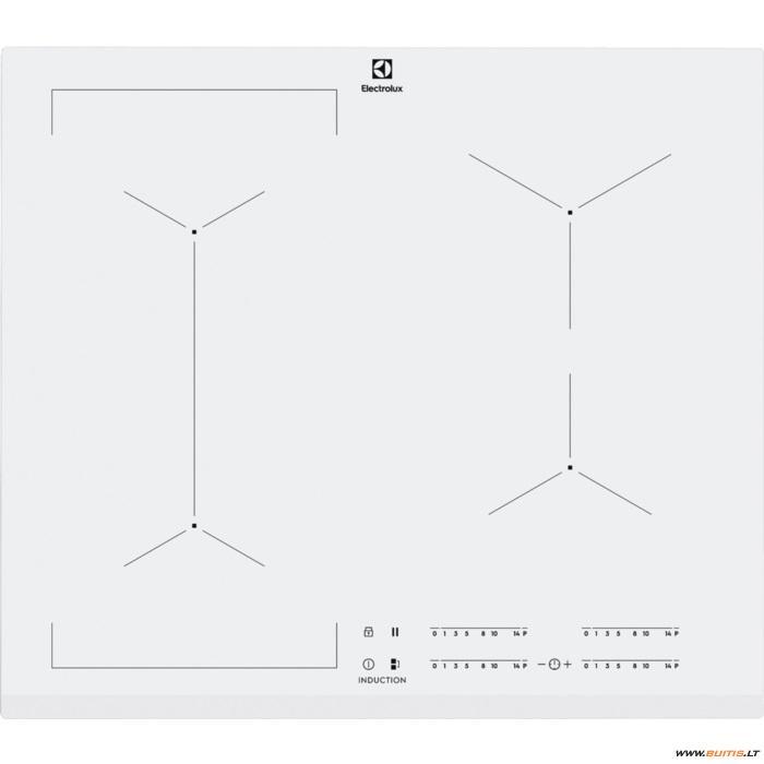 Electrolux EIV63440BW (Indukcinė kaitlentė)