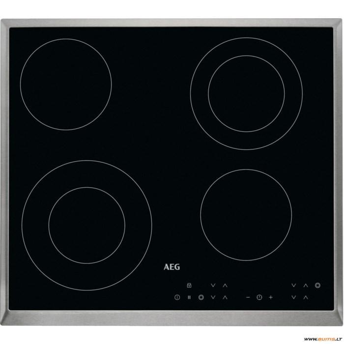 AEG HK634021XB (Elektrinė kaitlentė)