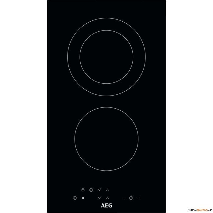 AEG HRB32310NB (Elektrinė kaitlentė)