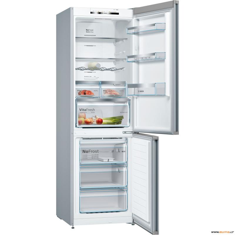 BOSCH KGN36IJEB Vario Style (Šaldytuvas)