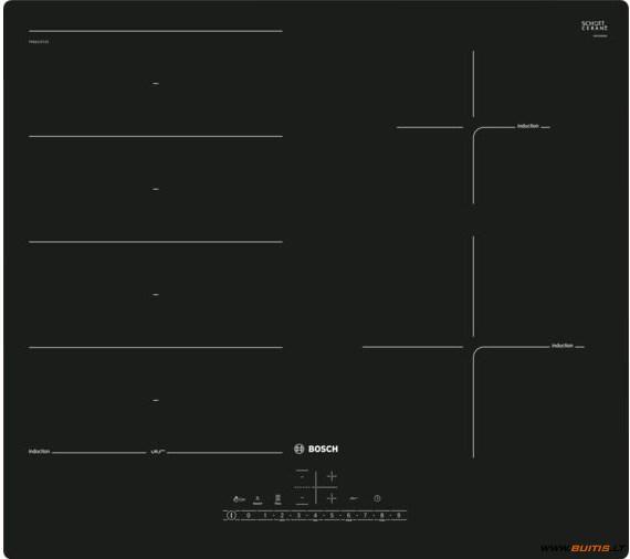 BOSCH PXE611FC5Z (Indukcinė kaitlentė)