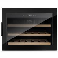 CASO WineSafe 18 EB Black (Vyno šaldytuvas)